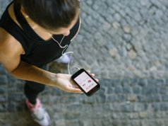 Fitness app security flaw