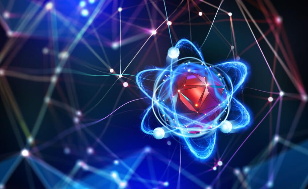 Quantum projects concept